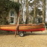 15′ sailing dinghy