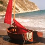 Mallard sailing dinghy