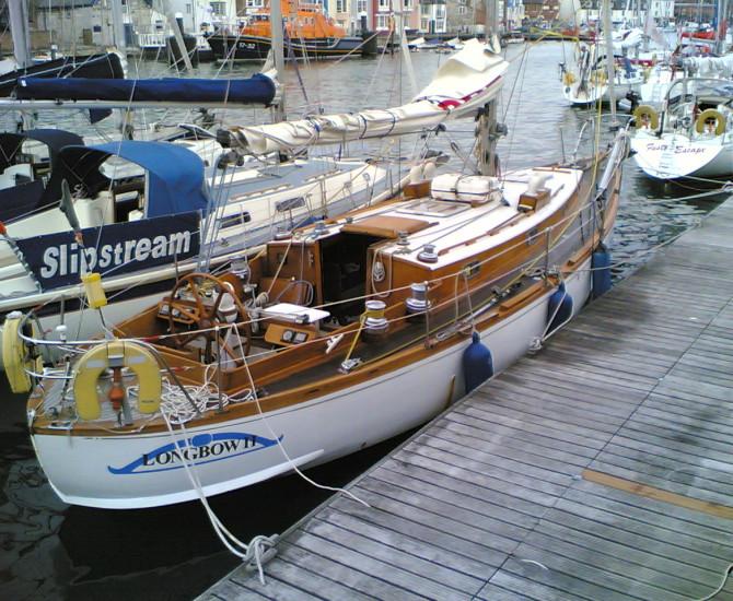 40′ Robert Clark sloop
