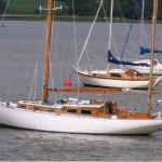 35′ Holman Rummer Yawl