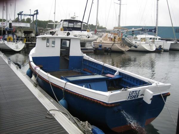 Mevagissey Fishing Tosher