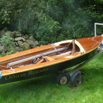 Scorpion sailing dinghy
