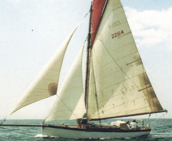 Cornish Gaff Cutter