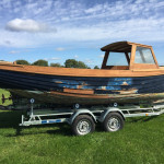 21′ Plymouth Harbour Launch