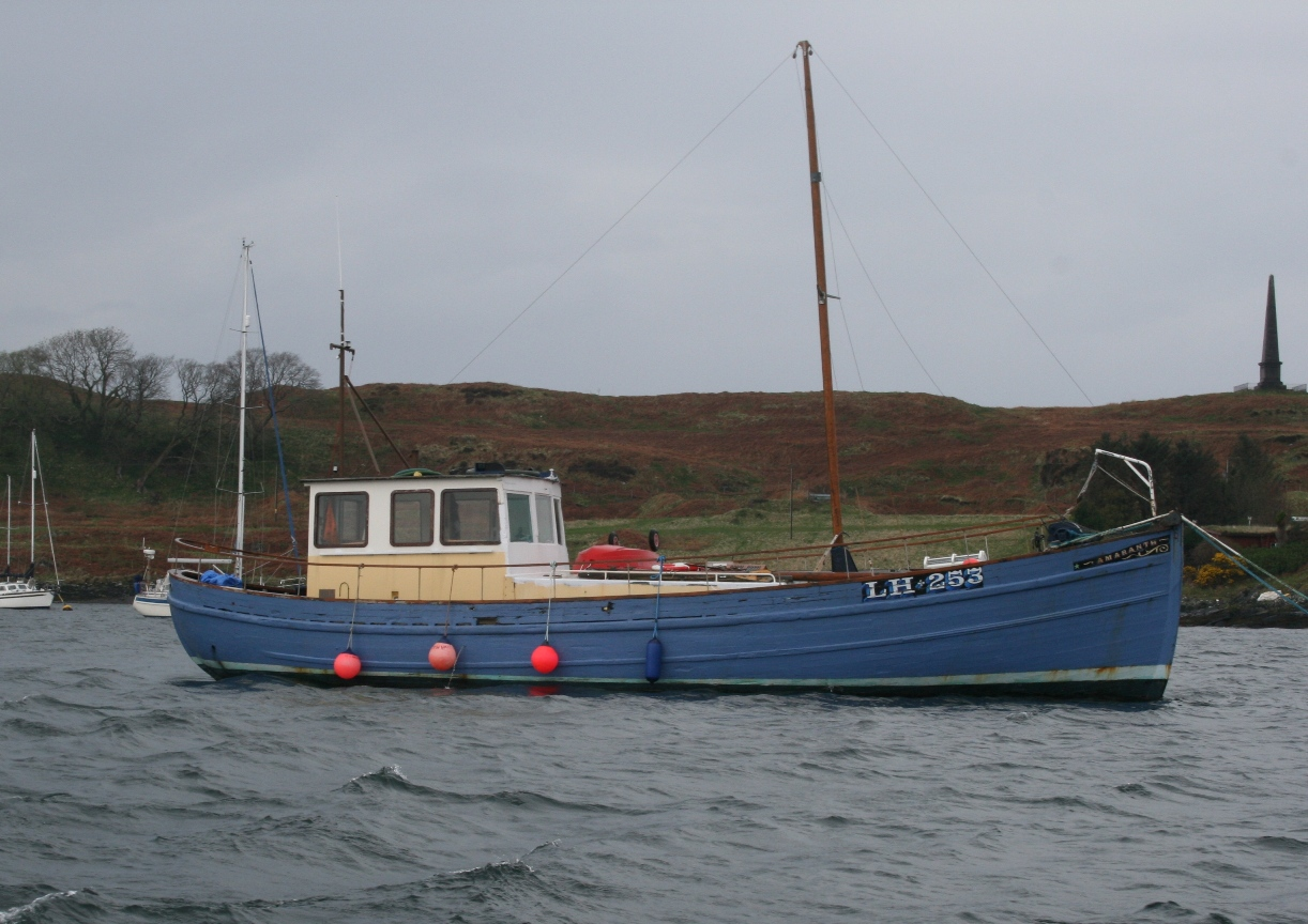 Pictures of fishing boats for sale scotland uk