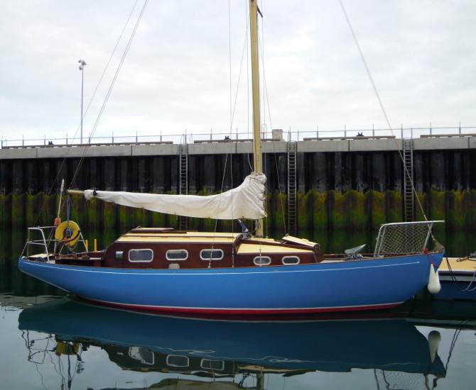 29′ Bermudan sloop