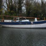 64′ Danish fishing boat