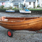 McNulty Longstone sailing dinghy