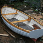 McGruer rowing boat