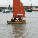 Morgan Giles design New Build Lugsail dinghy