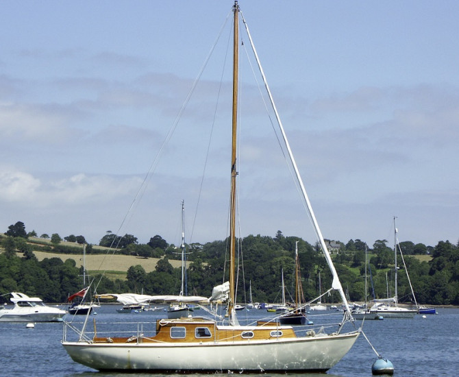 Cheverton Crusader Sloop MkIII