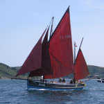 Mounts Bay lugger