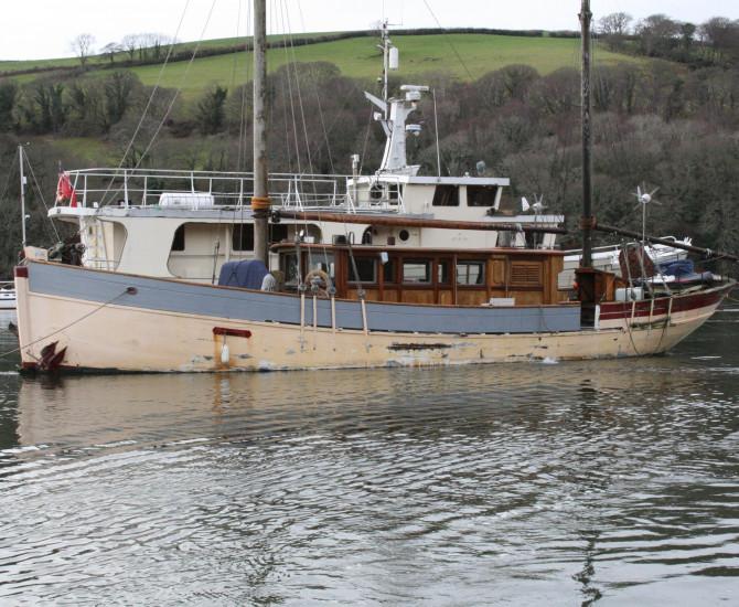 Danish Fishing Vessel