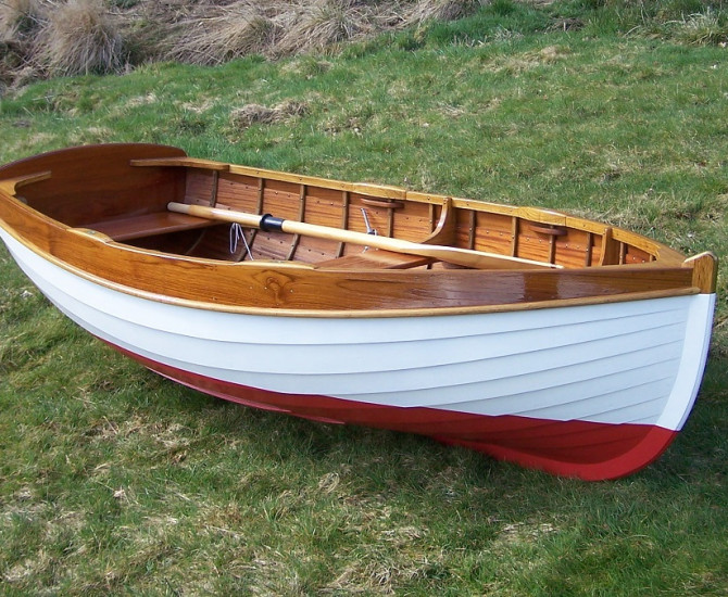 Exe Cub rowing boat