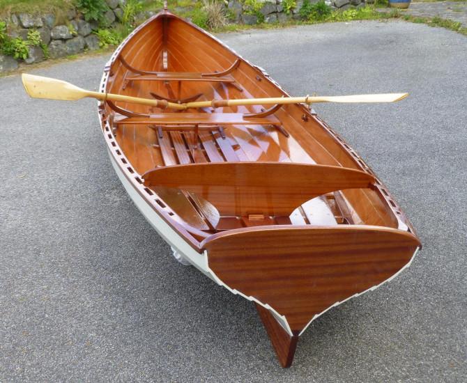 Acorn 15 Rowing Skiff