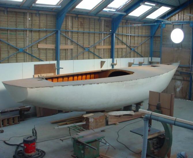 47′ Bermudan cutter project