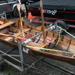 1890's Thames Rowing Skiff