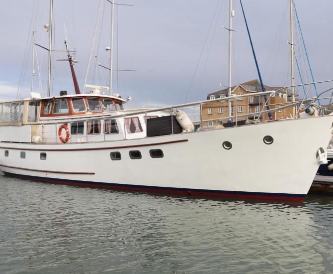 58′ Fleur de Lys Motor Yacht