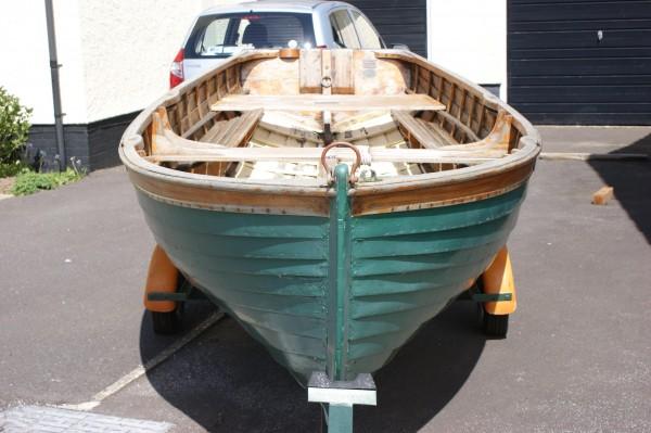 Gunter Sailing Dinghy