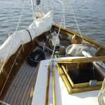 Lello 38 Staysail Schooner