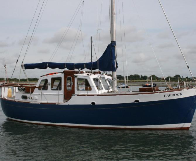 Spey 35 MkII Bermudan Sloop