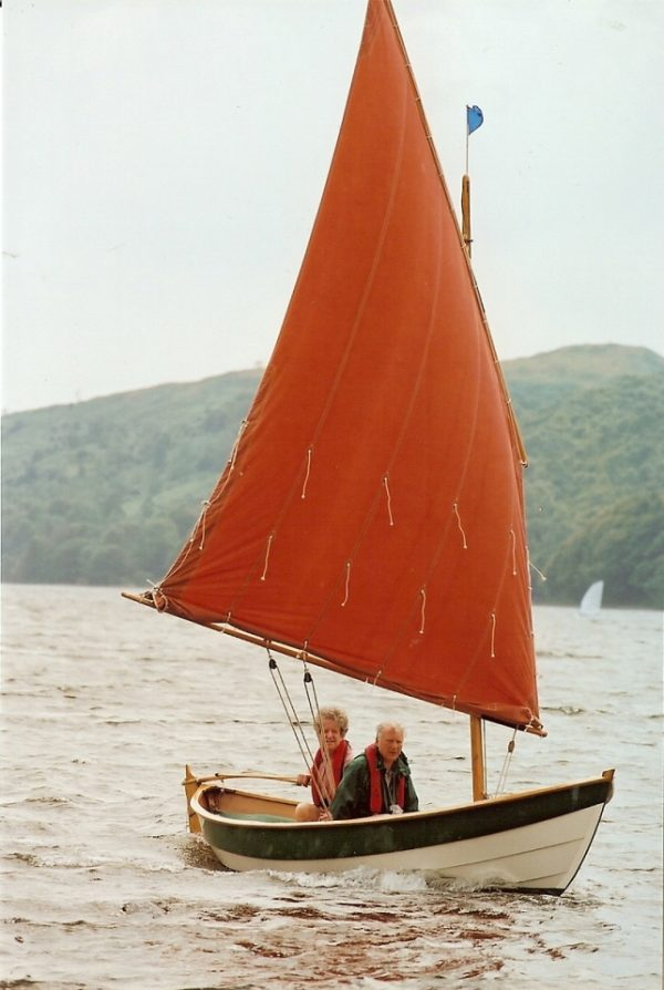 Ian Oughtred 'Ness' boat