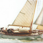 Woodnutts Bermudan cutter