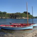 Cornish Lug-rigged daysailers