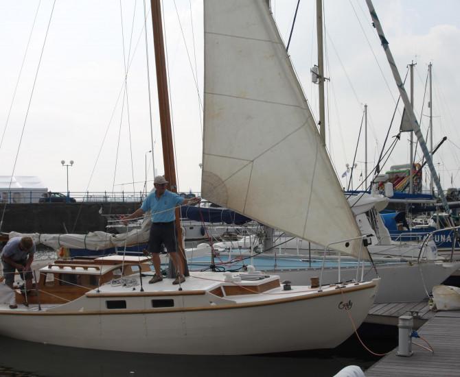 Lymington Slipway 5 ton Bermudan Sloop