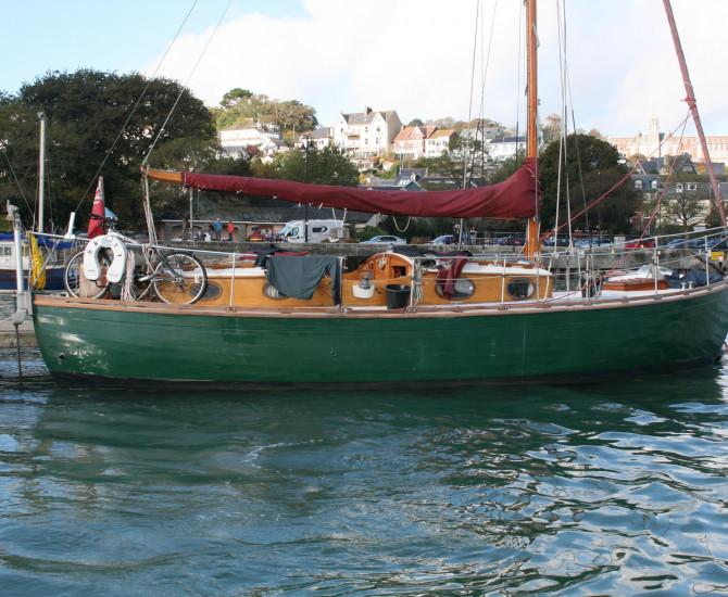Hillyard 9 ton sloop