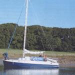 Atalanta 26 Bermudan Sloop