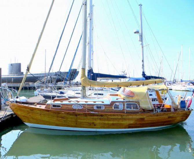 Cheverton Cavalier built in Hong Kong