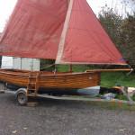Edgar Cove Sailing launch
