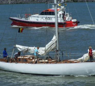 Arthur Robb Admirals Cup yacht Classic Yacht