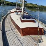 Morgan Giles Bermudan sloop