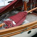 Gaff Cutter Working Boat
