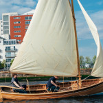 Gaff Sloop Dayboat