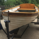 Salcombe Rowing Dinghy