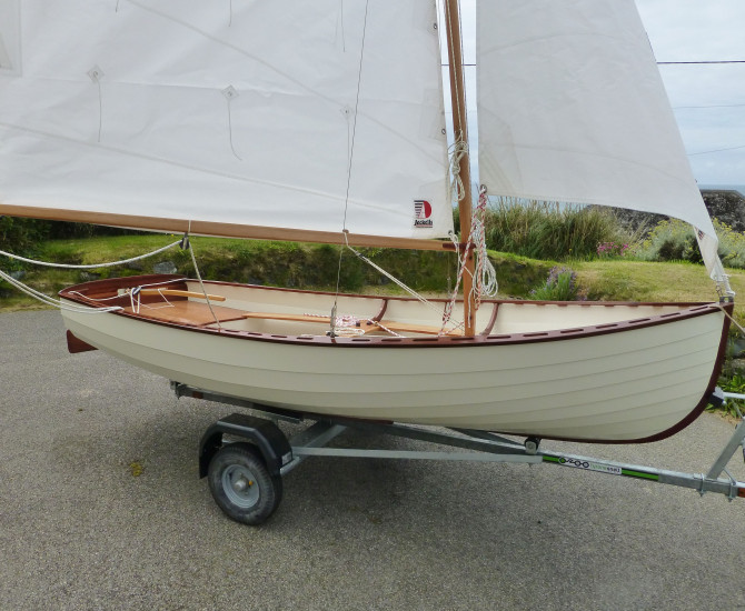 Ian Oughtred Shearwater dinghy