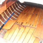 Varnished Classic Dayboat