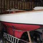 Westmacott Gaff sloop
