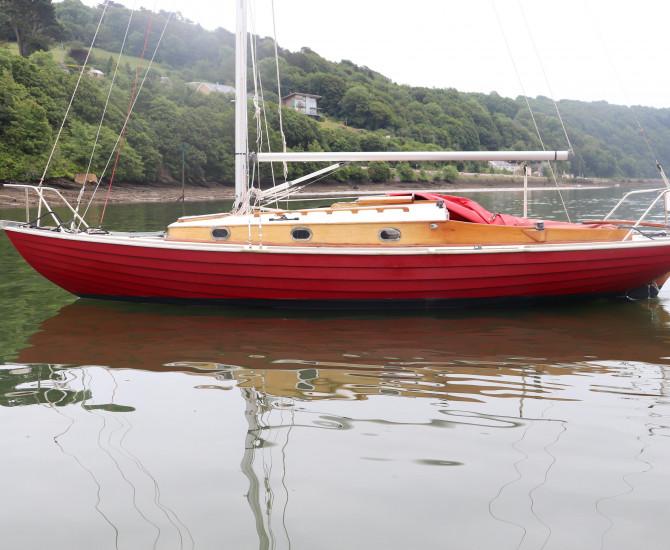 GRP Nordic Folkboat