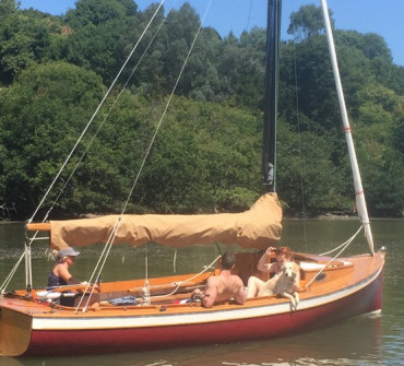 Small Classic Boats For Sale Wooden Ships Dartmouth Devon Uk