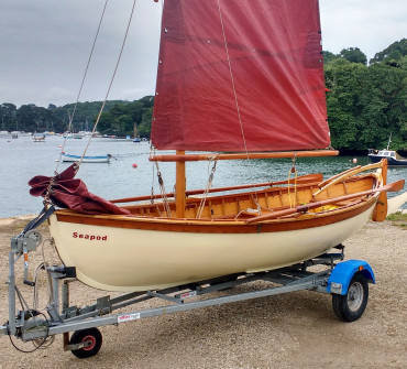 Small Classic boats For Sale Wooden Ships, Dartmouth, Devon, UK