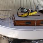 Hillyard 12 ton sloop