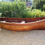 McNulty lug dinghy