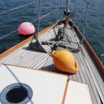 Buchanan Sea Spray sloop