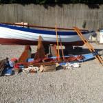 15′ Orkney skiff