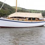 Holman and Pye gunter sloop