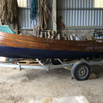 RNSA 14 Sailing dinghy